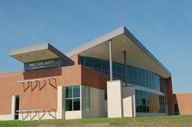 Haltom-City-Library